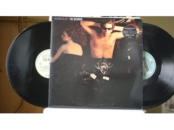 The Records - Shades In Bed        2 LP