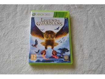 Legends of The Guardians Xbox 360