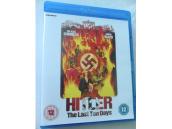 HITLER - The Last Ten Days, filmklassiker från 1973 med Alec Guinness