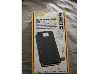 Solcells powerbank