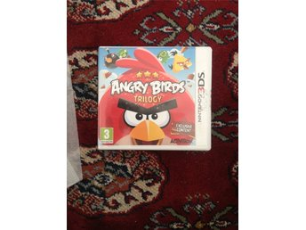 Angry Birds Trilogy(New & Sealed)