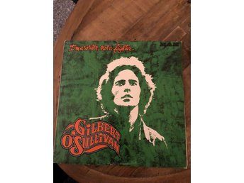 GILBERT O'SULLIVAN- IM a writer, not a fighter