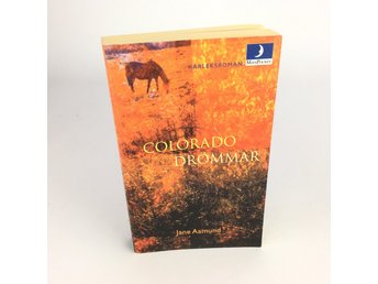 Colorado drömmar Jane Aamund ISBN 9789176436462