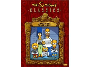 The Simpsons Classiccs - Crime and Punishment