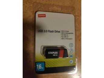 Usb 3.0 minne 16 gb flash drive