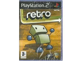 RETRO  (INPLASTAT PS2 SPEL)