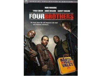 Four Brothers (av John Singleton med Mark Wahlberg)