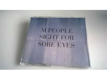 M People - Sight For Sore Eyes, CD, Single
