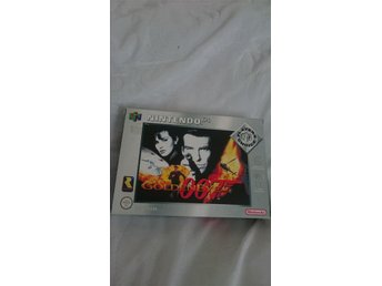 Golden eye cib n64