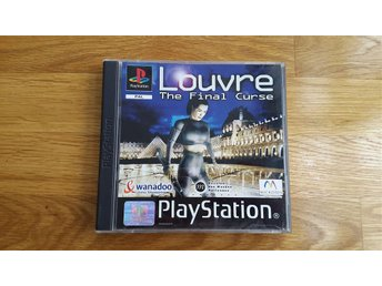 Louvre The Final Curse PS1