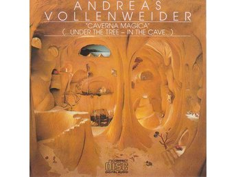 Andreas Vollenweider - Caverna Magica (...Under The Tree - In The Cave...) (CD)