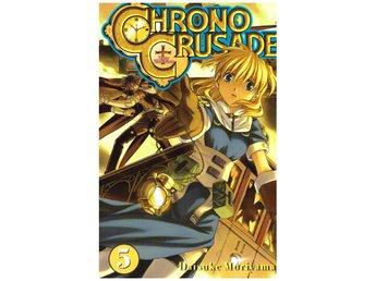 Chrono Crusade nummer 5 - Morgongåva - Chrono Crusade nummer 5 - Morgongåva