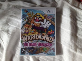 Wario Land The Shake Dimension (Wii) [PAL]