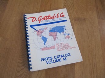 FLIPPERSPEL | Manual till Gottlieb 1927-1974
