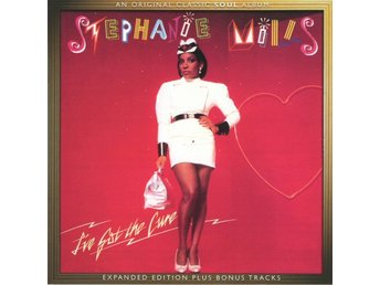 Stephanie Mills - I've Got The Cure +3 (1984/2013) CD, Reissue, SoulMusic, Rem