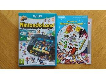 Nintendo Wii U: Nintendoland Nintendo Land - Stockholm - Nintendo Wii U: Nintendoland Nintendo Land - Stockholm