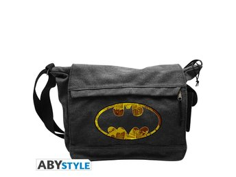 Messenger Bag - DC Comics - Batman Comics (ABYBAG101)