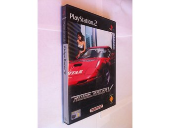PS2: Ridge Racer V (5)