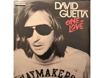 David Guetta - One Love LP NY