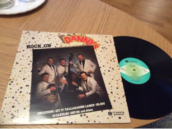 DANNYS ROCK ON LP 1979