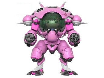 POP Overwatch D.Va & 6 Mech