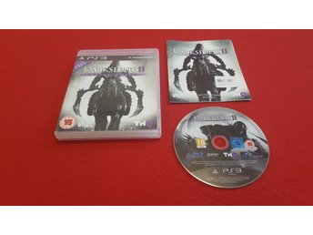 DARKSIDERS 2 II LIMITED EDITION till Sony Playstation 3 PS3