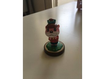 Animal Crossing Lottie amiibo Nintendo WiiU/Switch/3DS
