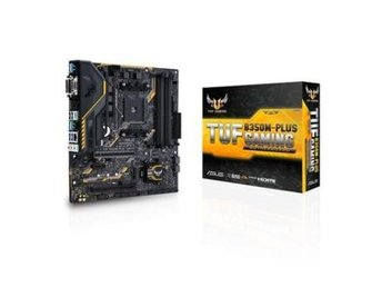 MK ASUS TUF B350M-PLUS GAMING (mATX, AMD B350, AM4)