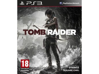 Tomb Raider (2013) - Playstation 3