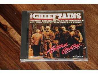 The Chieftains With Chet Atkins, Emmylou Harris, Colin James (2), Willie Nelson,