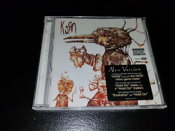 Korn - Untitled Album - 2008 (Ltd. New Version, Bonus Tracks)