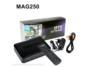 Set-Top TV-Box MAG250 Smart HD Media Player