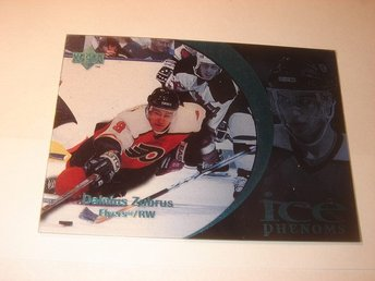 D ZUBRUS  UPPER DECK ICE 97-98  ICE PHENOMS 49  NYTT
