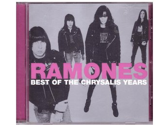 RAMONES     BEST OF THE CHRYSALIS YEARS     CD