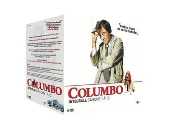 COLUMBO - Complete Series DVD Box! 37 DVD DISC - Peter Falk *NY*