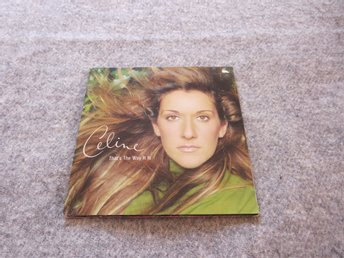 CELINE DION That´s The Way It Is 2 track.