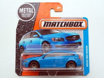 Matchbox - Volvo V60 Wagon