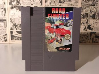 Road Fighter SCN (PAL Nintendo NES)