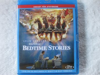 BEDTIME STORIES WALT DISNEY - BLU-RAY!