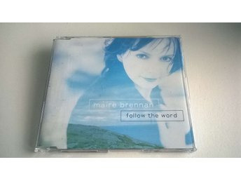 Maire Brennan ‎- Follow The Word, CD, Maxi-Single, Promo