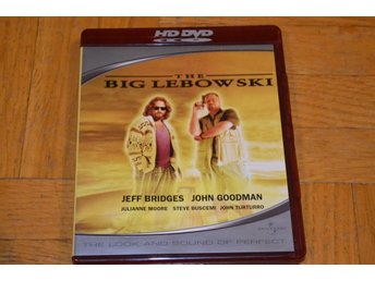 The Big Lebowski HD DVD
