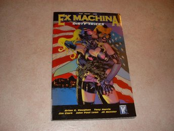 Graphic Novel - Ex Machina: Dirty Tricks