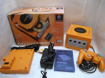 GameCube konsol player pack, japansk
