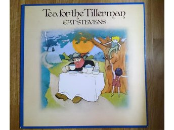 Cat Stevens – Tea For The Tillerman LP
