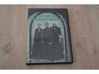 Matrix Reloaded 2 Disc DVD