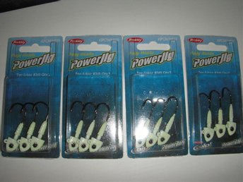 berkley pogy heads power jig skalar - Finspång - berkley pogy heads power jig skalar - Finspång
