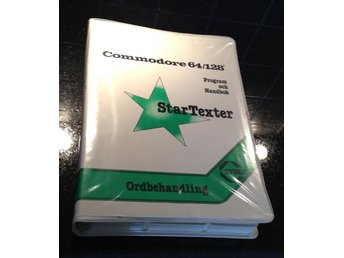 StarTexter Commodore 64/128
