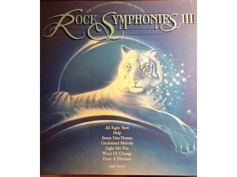 "The London Symphony Orchestra  ""Rock Symphonies 3 "" LP"
