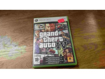 GRAND THEFT AUTO IV XBOX 360 BEG