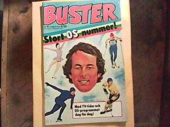 Buster nr 4 1980